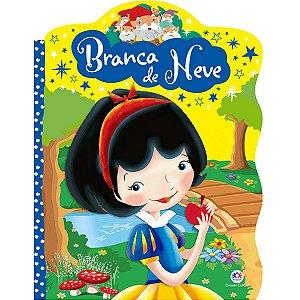 Livro Infantil Ilustrado Contos Branca De Neve Ciranda