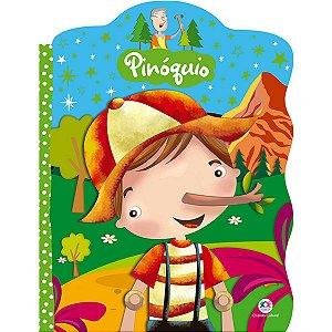 Livro Infantil Ilustrado Contos Pinoquio Ciranda