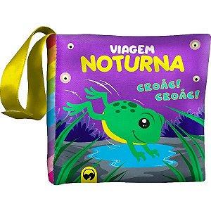 Livro Infantil Ilustrado Liv.pano Viagem Noturna Vale Das Letras