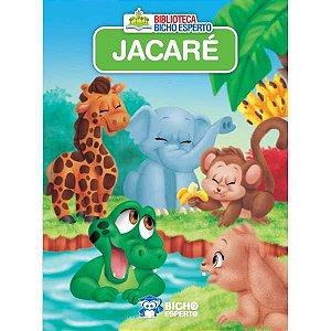 Livro Infantil Ilustrado Mini Biblioteca Animais 10 Sor Bicho Esperto