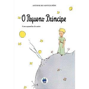 Livro Infantil Ilustrado O Pequeno Principe 13X19Cm.96P Ciranda