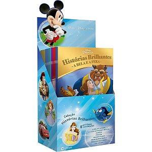 Livro Leitura Disney Historias Brilhantes 8P Culturama
