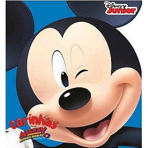 Livro Leitura Mickey Carinhas Dcl