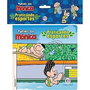 Livro Para Banho Turma Da Monica Ciranda