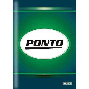 Livro Ponto Oficio 100 Folhas Sao Domingos