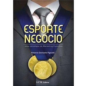 Livro Esporte Negocio Mkt Esportivo Lcte Editora