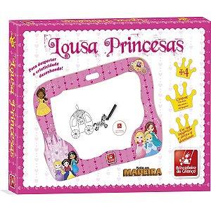 Lousa Infantil Princesas Baby C/acessorios Brinc. De Crianca
