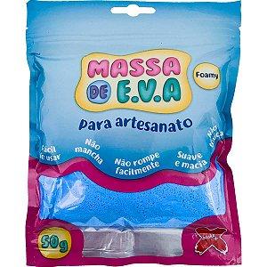 Massa De Eva Azul Claro 50G Make+
