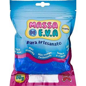 Massa De Eva Azul Escuro 50G Make+