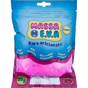 Massa De Eva Rosa 50G Make+