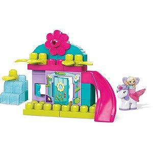 Mega Bloks Casa Encantada 40 Pecas Mattel