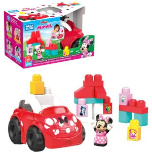 Mega Bloks Disney Veiculos Sortidos Mattel