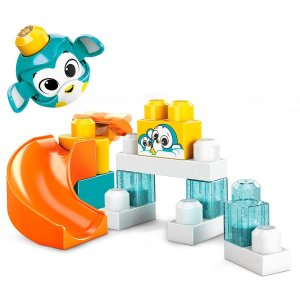 Mega Bloks Peek A Blocks Escorregador Mattel