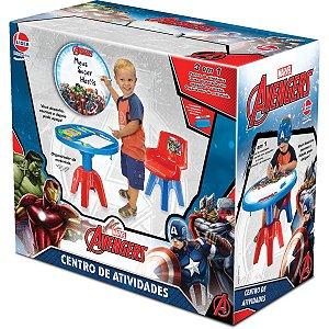 Mesinha The Avengers C/cadeira Lider