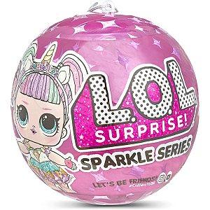 Miniatura Colecionavel Lol Sparkle Series Candide