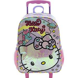 Mochila De Carrinho Hello Kitty Rainbow Xeryus