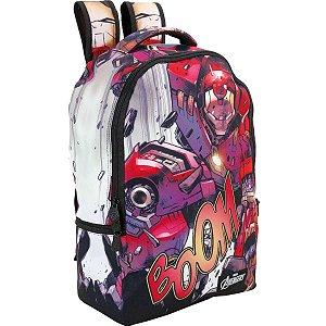 Mochila Escolar Avengers T5 Xeryus