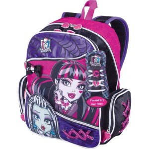 Mochila Escolar Monster High Sortidos Sestini