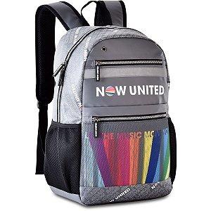 Mochila Escolar Now United G Sortidas Clio