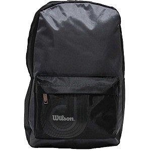 Mochila Para Notebook Wilson Cinza/preto 43Cm Wilson