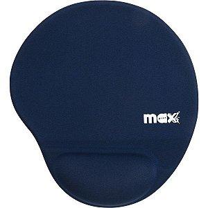 Mouse Pad Gel Azul Ergonomico Maxprint