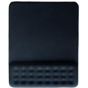 Mouse Pad Gel Dot Preto Multilaser