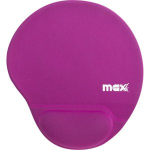 Mouse Pad Gel Rosa Ergonomico Maxprint