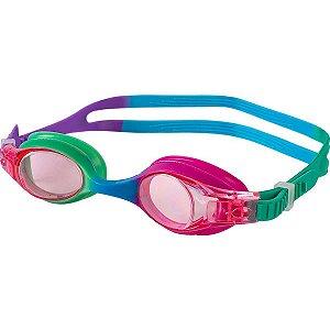 Oculos De Natacao Symi Color Junior Rosa Poker