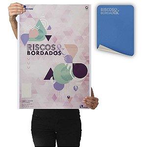 Papel Carbono Para Costura Riscos E Bordados Azul Printers