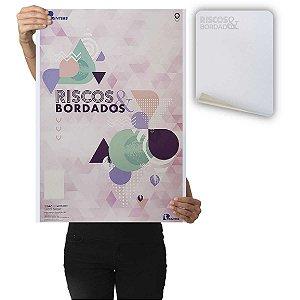 Papel Carbono Para Costura Riscos E Bordados Branco Printers
