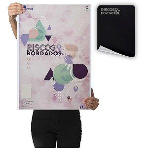 Papel Carbono Para Costura Riscos E Bordados Preto Printers