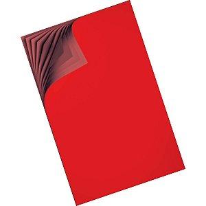 Papel Carbono Para Lapis Color Vermelho 220320Mm Hardcopy