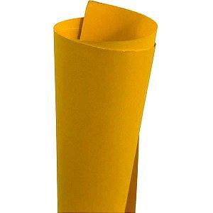 Papel Cartolina Dupla Face Color Set 47,5X66Cm Amarelo Romitec