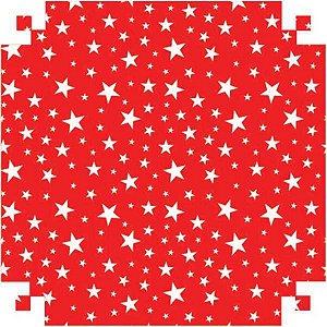 Papel Cartolina Dupla Face Dec.vm C/estrelas 150G.48X66 V.m.p.