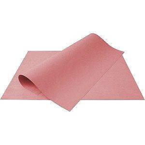 Papel Cartolina Rosa Escolar 50X66Cm 140G Multiverde