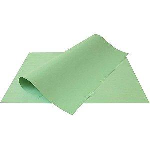 Papel Cartolina Verde Escolar 50X66Cm 180G. Multiverde