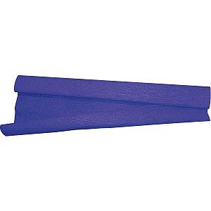 Papel Crepon 48Cmx2,00M.azul Escuro V.m.p.