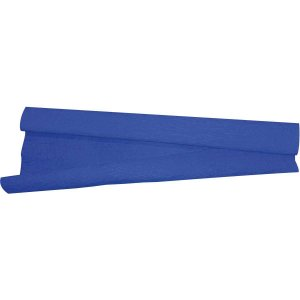 Papel Crepon 48Cmx2,00M.azul Royal V.m.p.