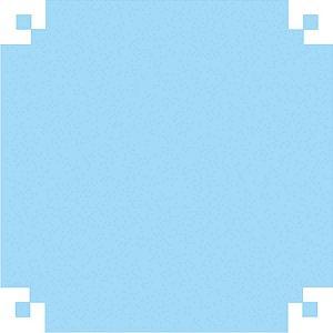 Papel De Seda Azul Claro 48X60Cm 20G V.m.p.