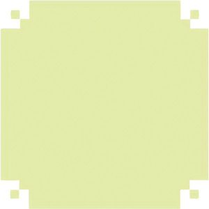 Papel De Seda Candy Verde Claro 48X60Cm 20G V.m.p.