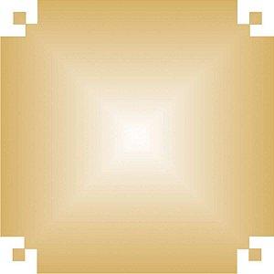 Papel De Seda Ouro 48X60Cm 20G V.m.p.