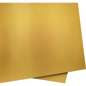 Papel De Seda Ouro 48X60Cm. Novaprint