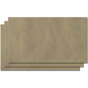 Papel Kraft Folha 66X96Cm 80G Natural Scrity