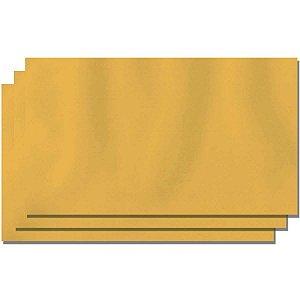 Papel Kraft Folha 66X96Cm 80G Ouro Scrity