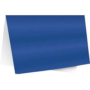 Papel Laminado 45X59Cm. Lamicor Azul Cromus