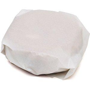 Papel Manteiga Liso Branco 35X25Cm. Cromus