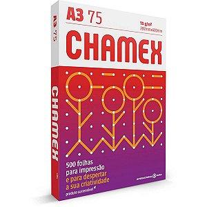 Papel Sulfite A3 Chamex 75G 500 Fls International Paper