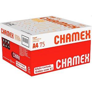 Papel Sulfite A4 Chamex 75G 05 Pctx500 Fls International Paper