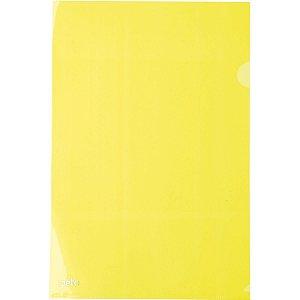 Pasta L A4 Amarela Delloplast Dello