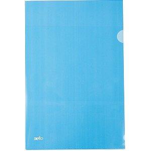 Pasta L A4 Azul Delloplast Dello